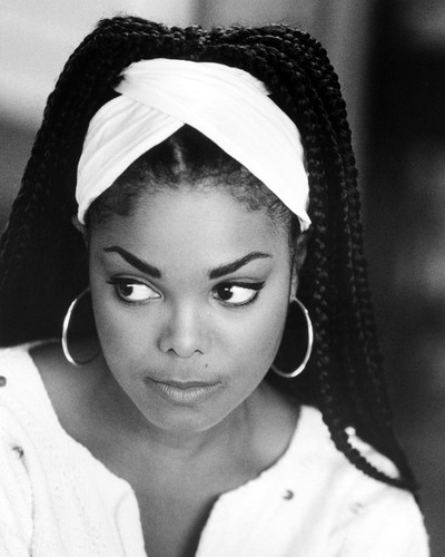 Picture of Janet Jackson in Poetic Justice