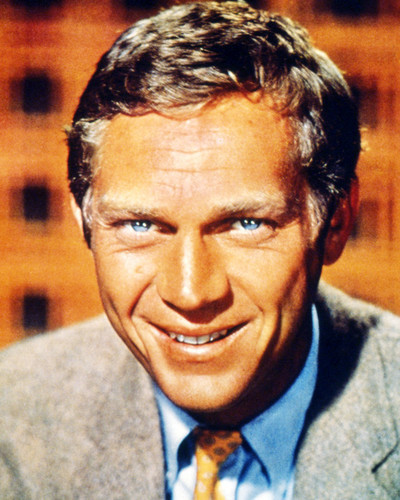 Picture of Steve McQueen
