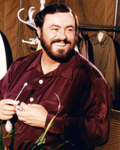 Picture of Luciano Pavarotti