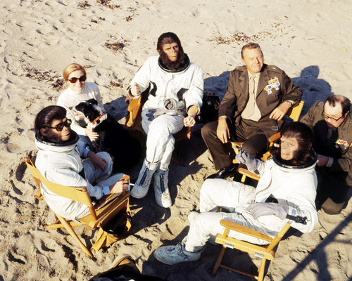 Picture of Escape from the Planet of the Apes