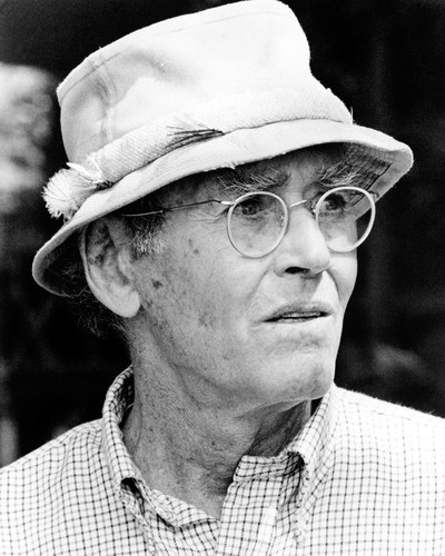 Picture of Henry Fonda in On Golden Pond