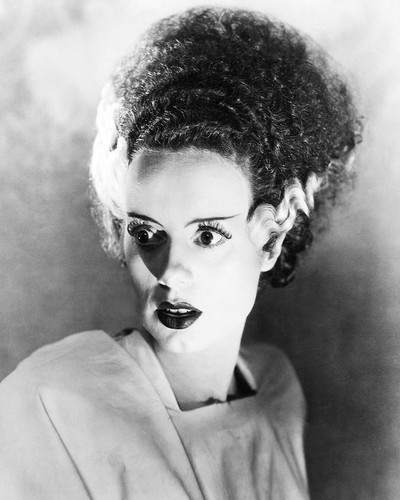 Picture of Elsa Lanchester in Bride of Frankenstein