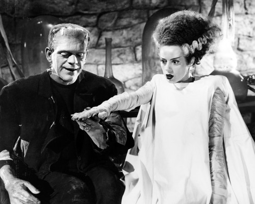 Picture of Bride of Frankenstein