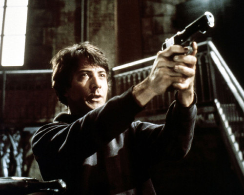 Picture of Dustin Hoffman in Marathon Man