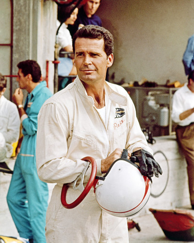 Picture of James Garner in Grand Prix
