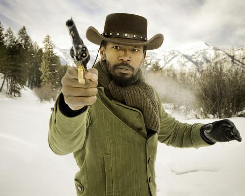 Picture of Jamie Foxx in Django Unchained