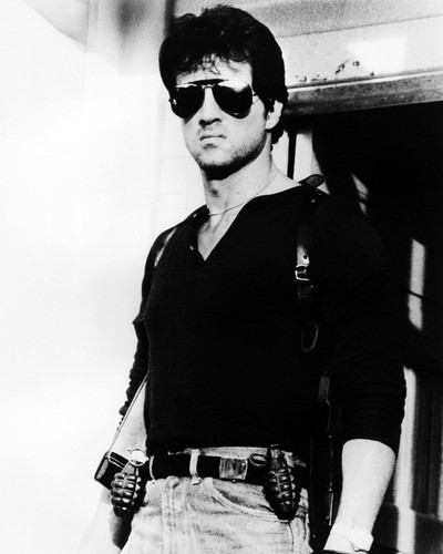 Picture of Sylvester Stallone in Cobra