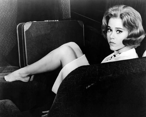 Picture of Jane Fonda in Sunday in New York