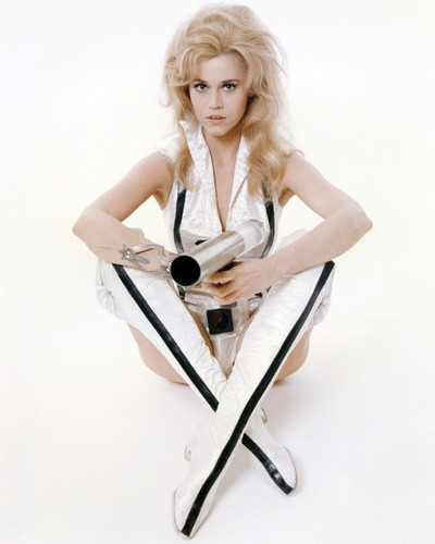 Picture of Jane Fonda in Barbarella