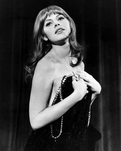 Picture of Britt Ekland in The Night They Raided Minsky's