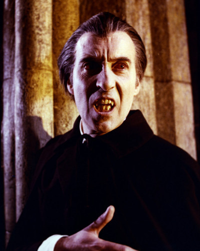 Picture of Christopher Lee