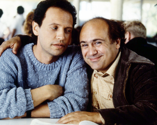 Picture of Billy Crystal in Throw Momma from the Train