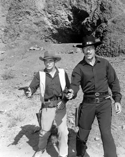 Picture of Richard Boone in Have Gun - Will Travel