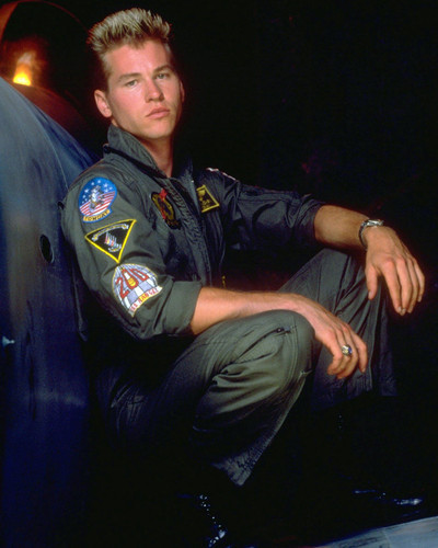 Picture of Val Kilmer in Top Gun