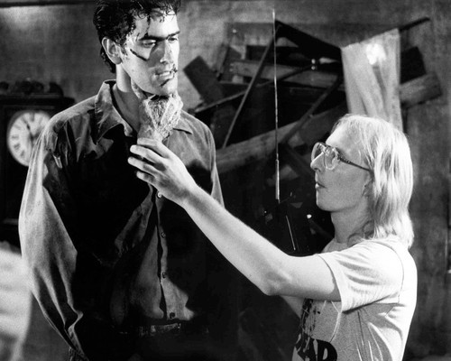Picture of Bruce Campbell in The Evil Dead