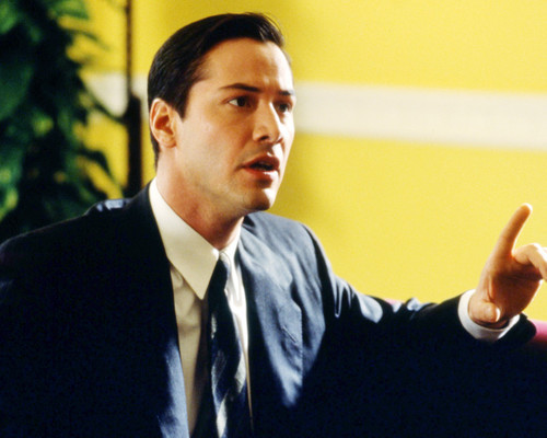 Picture of Keanu Reeves in The Devil's Advocate