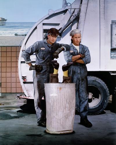 Picture of Emilio Estevez in Men at Work