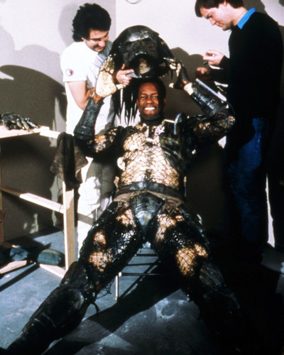 Picture of Kevin Peter Hall in Predator