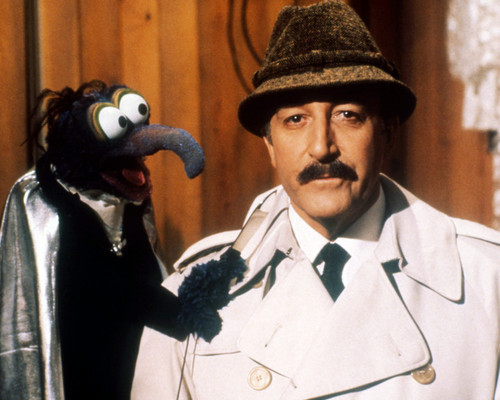 Picture of Peter Sellers in The Muppet Show