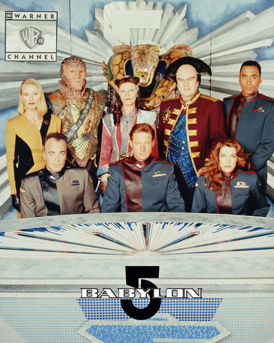 Picture of Bruce Boxleitner in Babylon 5