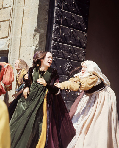 Picture of Natasha Parry in Romeo and Juliet