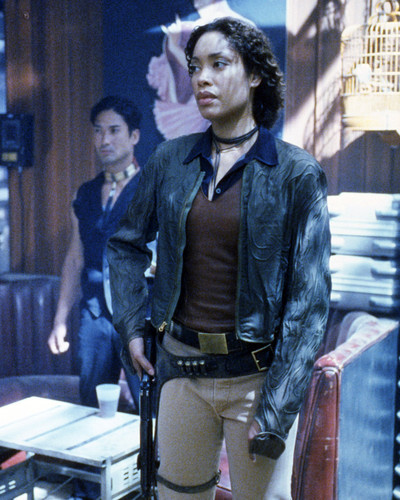 Picture of Gina Torres in Firefly