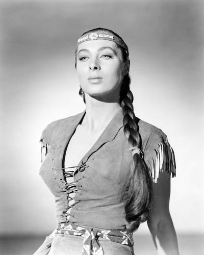 Picture of Rita Gam in Mohawk