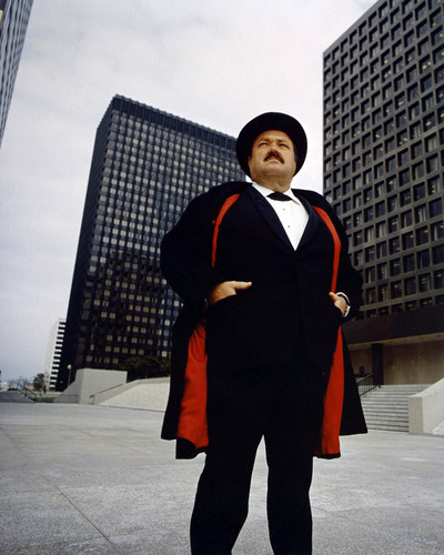 Picture of William Conrad in Cannon