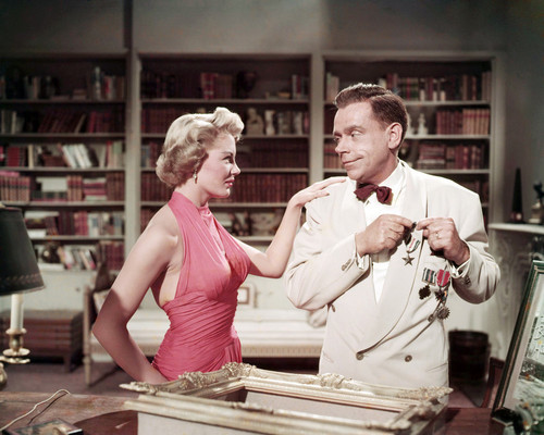 Picture of Sheree North in The Lieutenant Wore Skirts