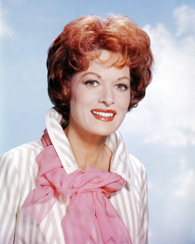 Picture of Maureen O'Hara in The Battle of the Villa Fiorita
