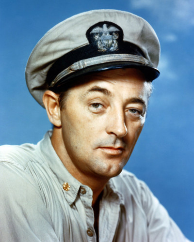 Picture of Robert Mitchum in The Enemy Below