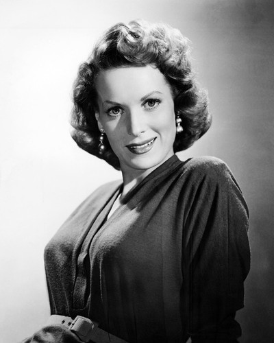 Picture of Maureen O'Hara in The Long Gray Line