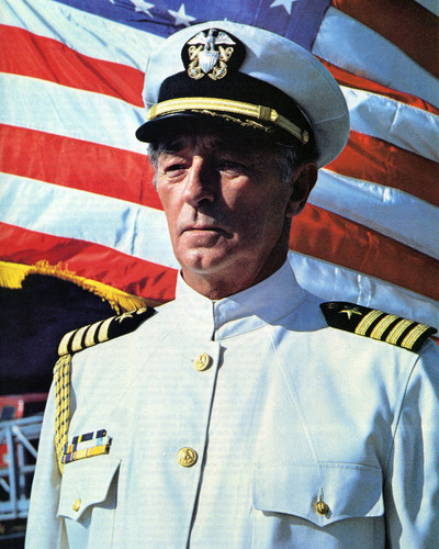 Picture of Robert Mitchum in The Winds of War
