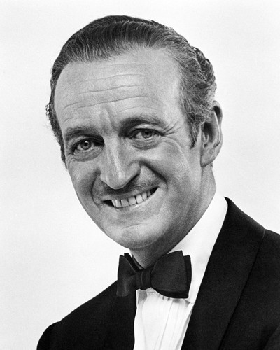 Picture of David Niven in Bedtime Story