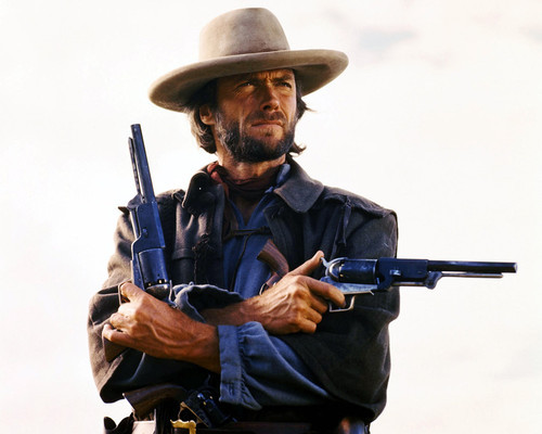 Picture of Clint Eastwood in The Outlaw Josey Wales