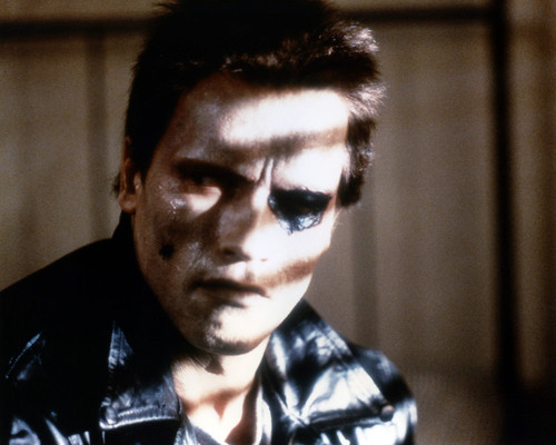 Picture of Arnold Schwarzenegger in The Terminator