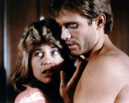 Picture of Linda Hamilton in The Terminator