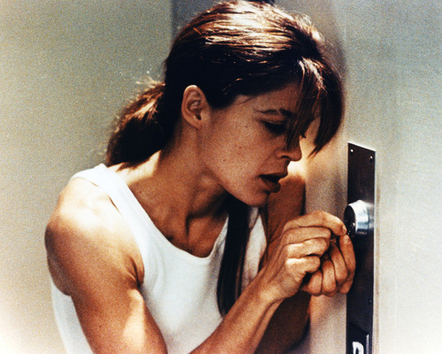 Picture of Linda Hamilton in Terminator 2: Judgment Day