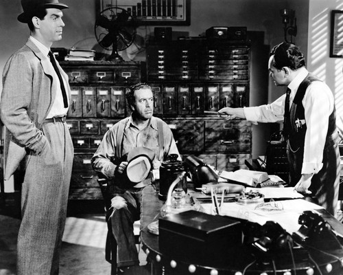 Picture of Fred MacMurray in Double Indemnity