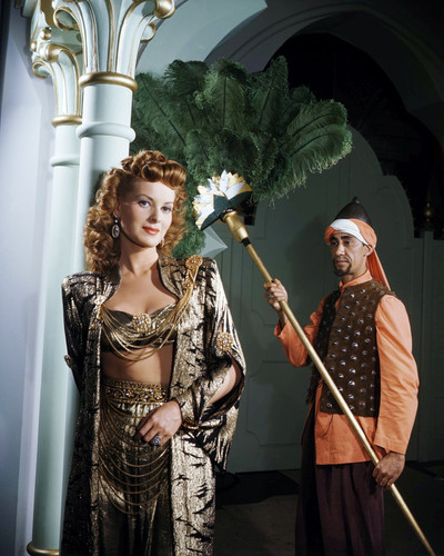 Picture of Maureen O'Hara in Sinbad, the Sailor