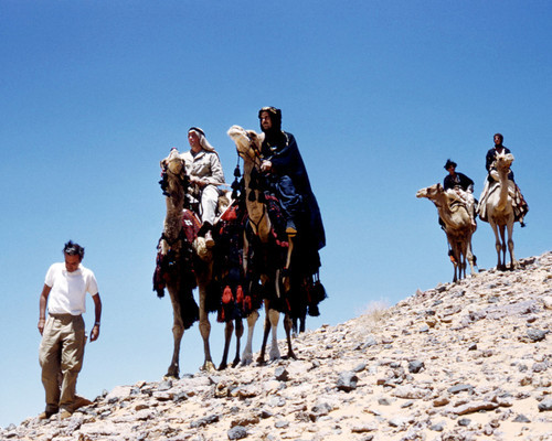 Picture of Peter O'Toole in Lawrence of Arabia
