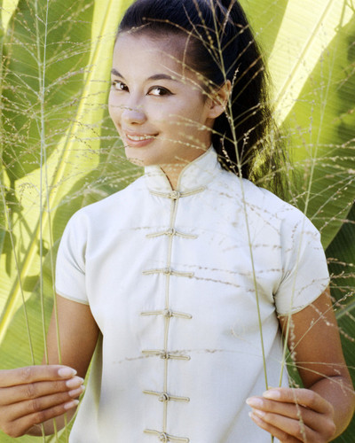 Picture of France Nuyen in South Pacific