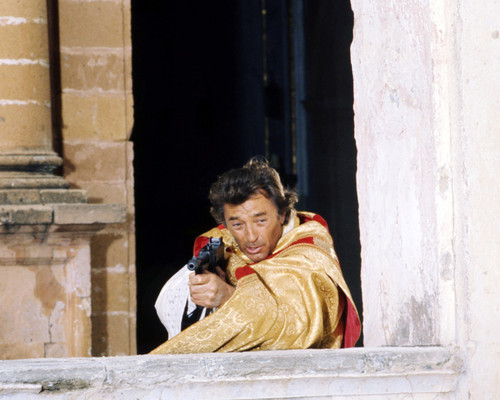Picture of Robert Mitchum in The Wrath of God