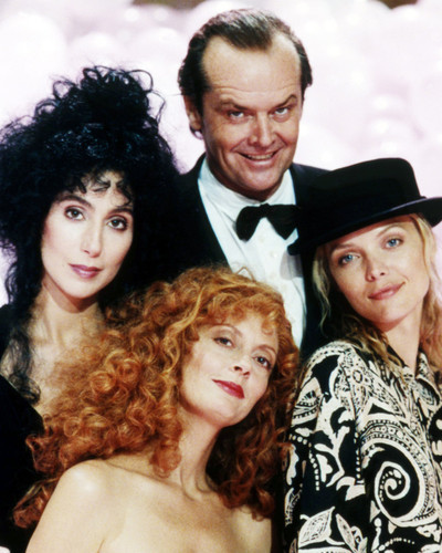 Picture of Jack Nicholson in The Witches of Eastwick