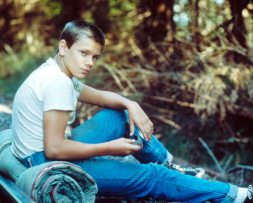 Picture of River Phoenix in Stand by Me