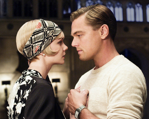 Picture of Leonardo DiCaprio in The Great Gatsby