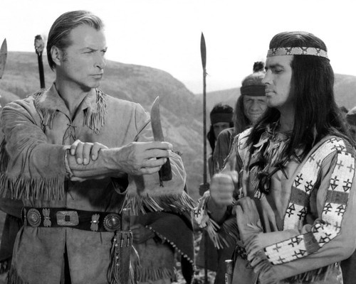 Picture of Pierre Brice in Winnetou - 1. Teil