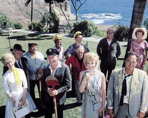 Picture of Dorothy Provine in It's a Mad Mad Mad Mad World