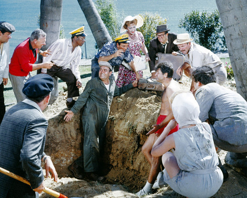 Picture of Buddy Hackett in It's a Mad Mad Mad Mad World