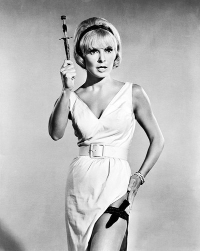Picture of Janet Leigh in The Spy in the Green Hat